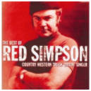 The Best of Country Western Truck Drivin' Singer by Red Simpson (Razor & Tie)