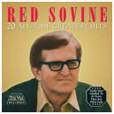 20 All Time Greatest Hits by Red Sovine