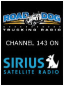 Road Dog Trucking on Sirius 143